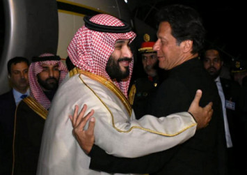 Saudi crown prince begins Asia tour with $27.1 billion Pakistan investment pledge
