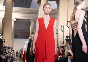 Victoria Beckham celebrates London Fashion Week with Spice Girl drag act