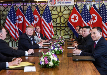 Trump-Kim summit falls apart over North Korea demands for lifting of all sanctions