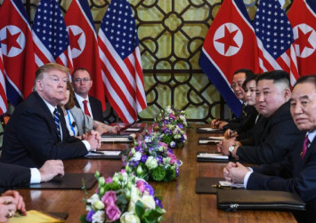 Trump 'very, very disappointed' if North Korea is rebuilding missile site