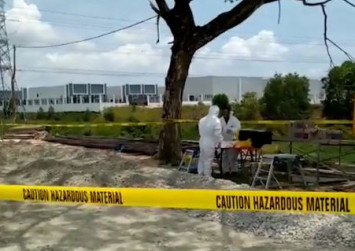 Dozens in Johor rushed to hospital due to toxic fumes from river