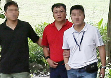 Man on trial for Gardens by the Bay murder strangled his lover and burned her body over 3 days