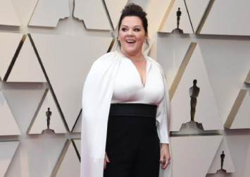 In movies and TV, plus-size actresses finally assume leading roles