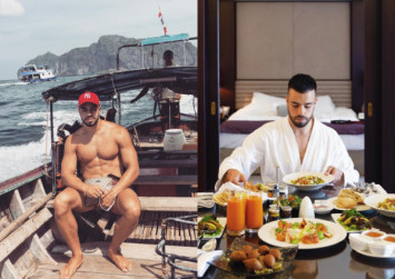 Meet the hot millionaire who is willing to pay $50,000 for a personal assistant to travel the world with