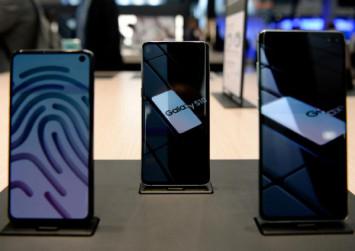 Samsung, Motorola compete to win 5G smartphone race