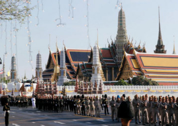 Thailand rehearses elaborate $43 million coronation of King Maha Vajiralongkorn