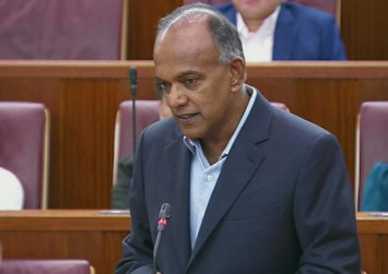 Parliament: No 'free passes' for sexual misconduct offenders, says Shanmugam