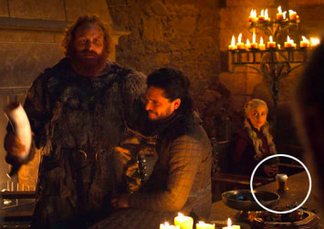 Starbucks in Westeros? Coffee cup cameos in Game of Thrones set blunder