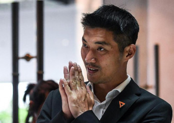 Leader of anti-junta party in Thailand suspended from Parliament