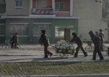 North Koreans survive by paying bribes: UN report