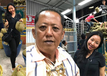 'Stop calling me': Thai durian tycoon sets tournament date for 10,000 men fighting for daughter's hand