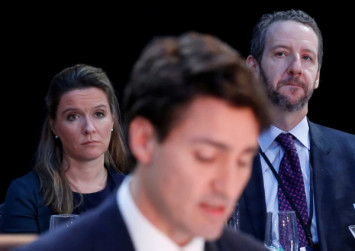 Trudeau's top adviser quits, accused of meddling amid bribery scandal