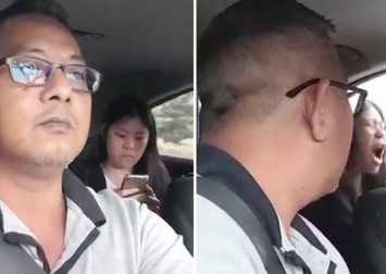 Go-jek driver in viral video says he didn't ask for donations, warns people about being cheated