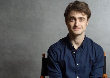 Daniel Radcliffe got drunk to cope with Harry Potter fame