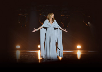 Celine Dion feels empowered by late husband Rene Angelil
