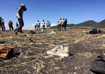 Ethiopian Airlines CEO lists many nationalities killed in crash; pilot reported 'difficulties'
