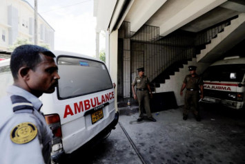 Sri Lanka explosions: Suicide bomber queued at hotel buffet then unleashed devastation