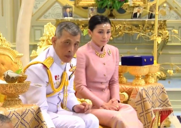 Thai king names his consort queen days before coronation