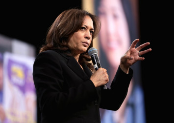 US presidential contender Kamala Harris favours look at breaking up Facebook
