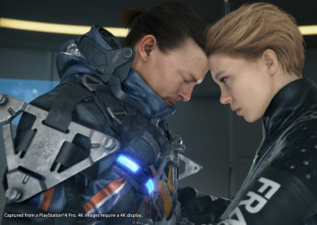 New Death Stranding trailer sheds light on gameplay; less so on what it's actually about