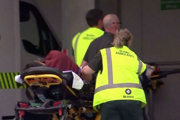 Shooting reported at multiple mosques in New Zealand's Christchurch; mass casualties feared