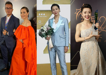 Star Awards 2019: The night of cape gowns and a gorgeous parade on the red carpet