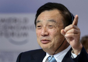 Huawei boss defends US companies against rising Chinese nationalism