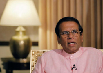China trip and son's wedding: Sri Lanka leader Sirisena denounced after Easter bombings