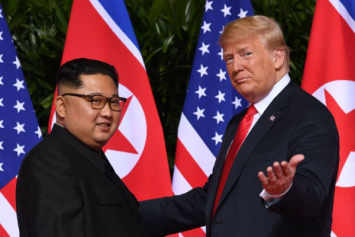 Trump and Kim to have one-on-one meeting at Vietnam summit