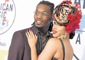 Offset taking things 'slowly' with Cardi B