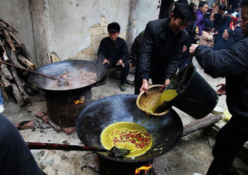Chinese cuisine has wild side where some food lovers dare not walk
