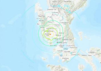 Earthquake of 6.3 magnitude strikes Philippines, several dead: Media