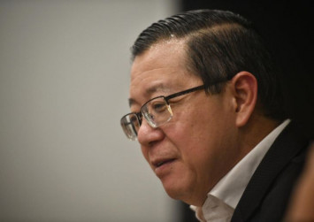 No land given to China in ECRL deal, says Malaysia's Finance Minister Lim Guan Eng