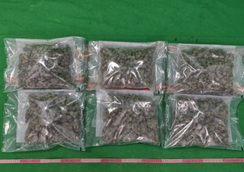 Hong Kong teenager 'posted 3kg of cannabis' to himself from New York