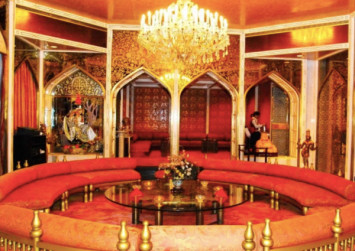 A look inside the famous mansion of one of Hong Kong's wealthiest families