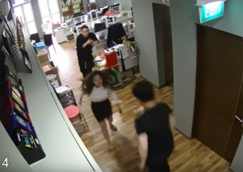 Videos allegedly of lawyer Samuel Seow hitting female employees surface