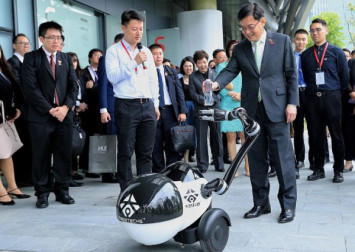 Heng Swee Keat urges govts to collaborate in tech to solve problems