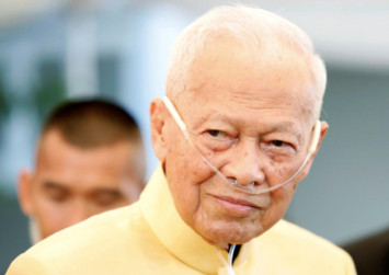 Former Thai PM and influential royal adviser Prem Tinsulanonda dies at 98
