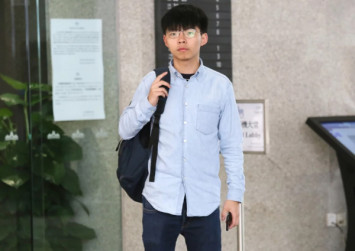 Activist Joshua Wong has prison abuse claims thrown out