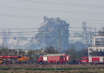 China launches widespread safety probe after deadly chemical blast