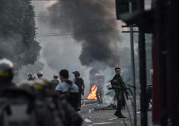 Indonesian police arrest six over assassination plot during Jakarta unrest