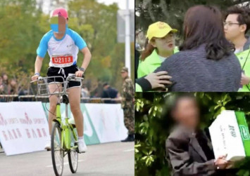 Xuzhou marathon marred by 'uncivilised' and 'shameful' behaviour