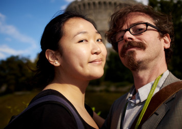 This couple found love in a 'hopeless' place -- IRC