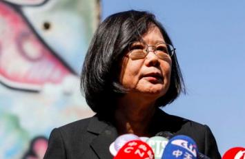 Republican US senators want Taiwan president Tsai Ing-Wen to address Congress