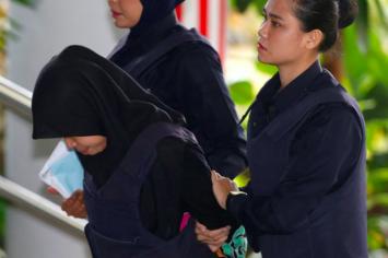 Malaysia court frees Indonesian in Kim Jong Nam murder case