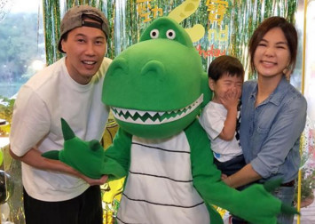 Don't suffer in silence, mums: Ella Chen on urinary incontinence after giving birth