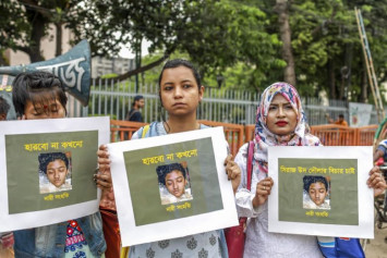 Bangladesh to charge 16 after girl burned to death, Asia News - AsiaOne