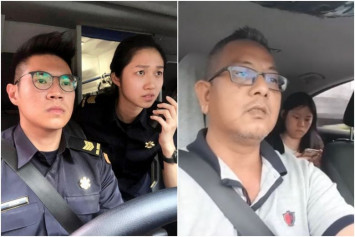 'It's auto-lock!': SCDF, RSAF among those with light-hearted take on Gojek viral video