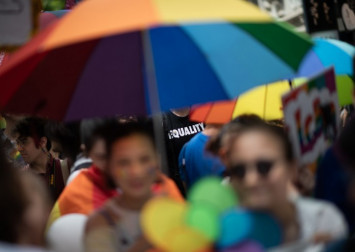 Taiwan Parliament approves Asia's first gay marriage Bill
