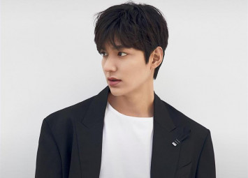 Hundreds of fans give Lee Min-ho warm welcome as he completes military service